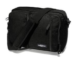 EASTPAK Notebooktasche Gybbs in schwarz für 16,83 € (11,84+4,99€) statt 30€