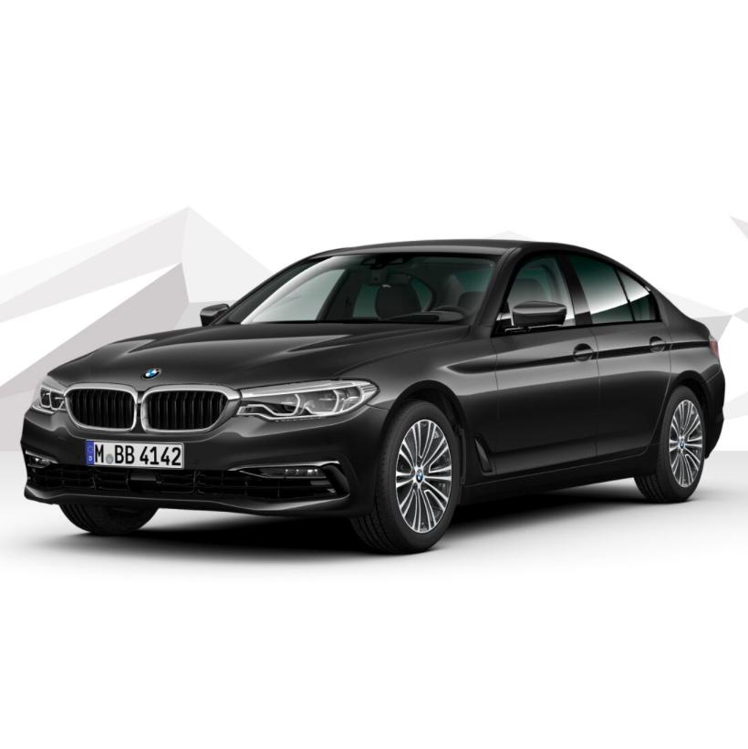 [Privat- und Gewerbeleasing] BMW 520d Limousine Sport Line (190 PS) mtl. 269€ (netto), LF 0,45, 24 Monate, EZ 11/19, viel Sonderausstattung