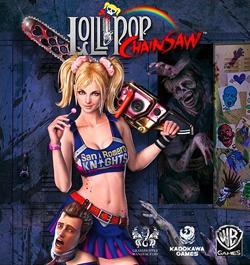 Lollipop Chainsaw PS3/Xbox360