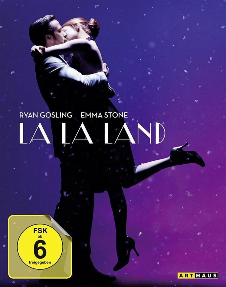 La La Land - Mediabook Edition (Blu-ray + CD) für 10,99€ inkl. Versand (CeDe)