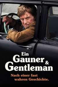 Ein Gauner & Gentleman (2018) für 0,99€ in HD (iTunes, Amazon, YouTube) leihen