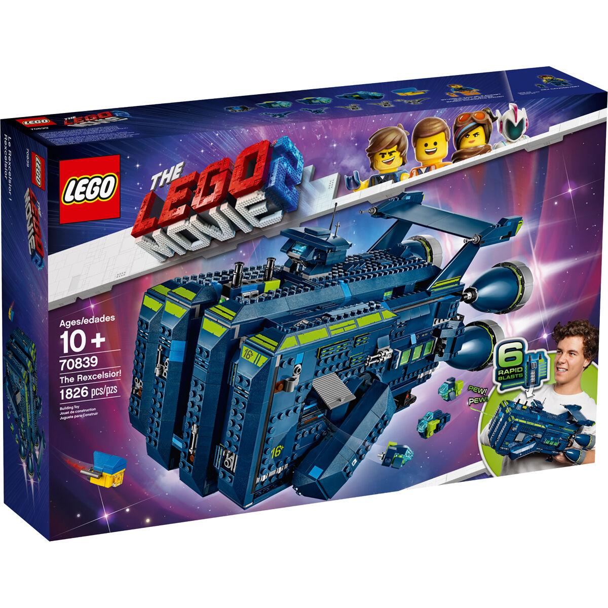 [Galeria] LEGO Movie 2 - 70839 Die Rexcelsior