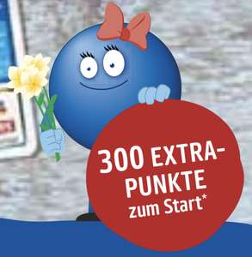 REWE: 300 Extra-Punkte (entspricht 3€) statt 50 Punkte für Payback Neuanmeldung - ab 11.05.