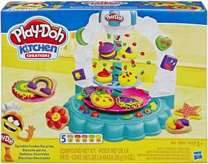 Hasbro - Play-Doh Keks-Karussell inkl. 5 Play-Doh Farben für 12€ (Amazon Prime & Müller Abholung)