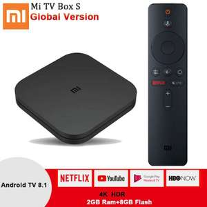 [Refurbished] Xiaomi Mi Box S - Android 9 - 4K (Versand aus DE!)