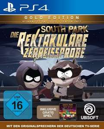 [lokal Heidenheim] South Park - Die rektakuläre Zerreißprobe (Gold Edition) + Season Pass PS4
