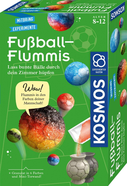 KOSMOS Fußball-Flummis Experimentierset für Kinder für 7,99€ (Amazon Prime & Thalia Club)