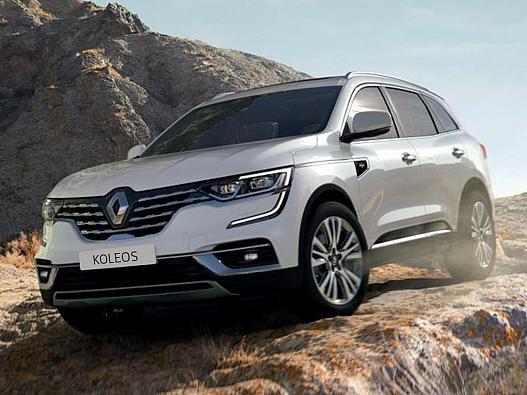 Renault Koleos Privatleasing Automatik Diesel 199€/Monat LF 0,46 VOLLAUSSTATTUNG