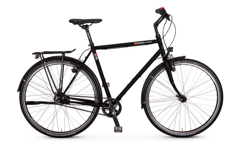 VSF Fahrradmanufaktur Räder reduziert, z.B. T-300 mit Gates Riemen