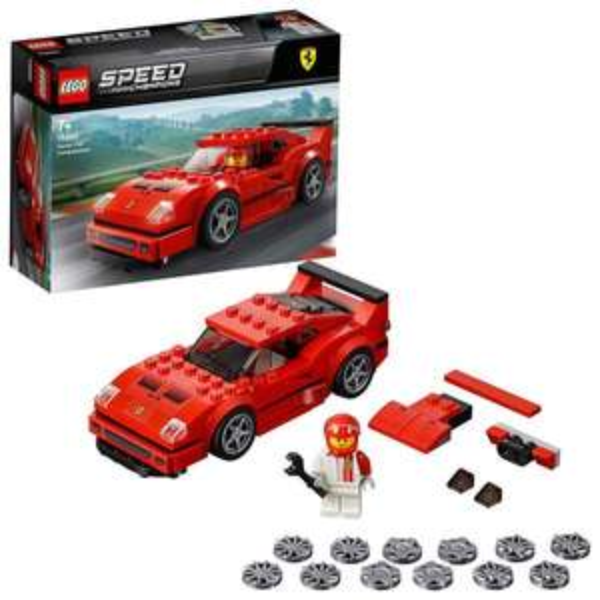 LEGO Speed Champion - Ferrari F40 Competizione (75890) bei Abnahme von 5 Stück EP 10,59€