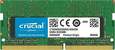 [Saturn via eBay] CRUCIAL CT8G4SFS8266, Arbeitsspeicher Notebook, 8 GB, DDR4-2666