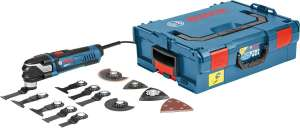 Bosch Professional Multitool GOP 40-30 (400 Watt, Starlock Plus, in L-BOXX)
