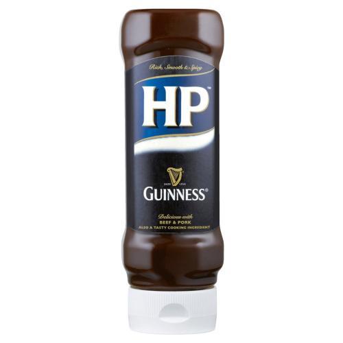 HP Saucen, Sorten: Guinness, Honey BBQ, Spicy BBQ und Classic BBQ. 475g/400ml Kaiser's Berlin (Nur Schönhauser Alle Arcaden ?)