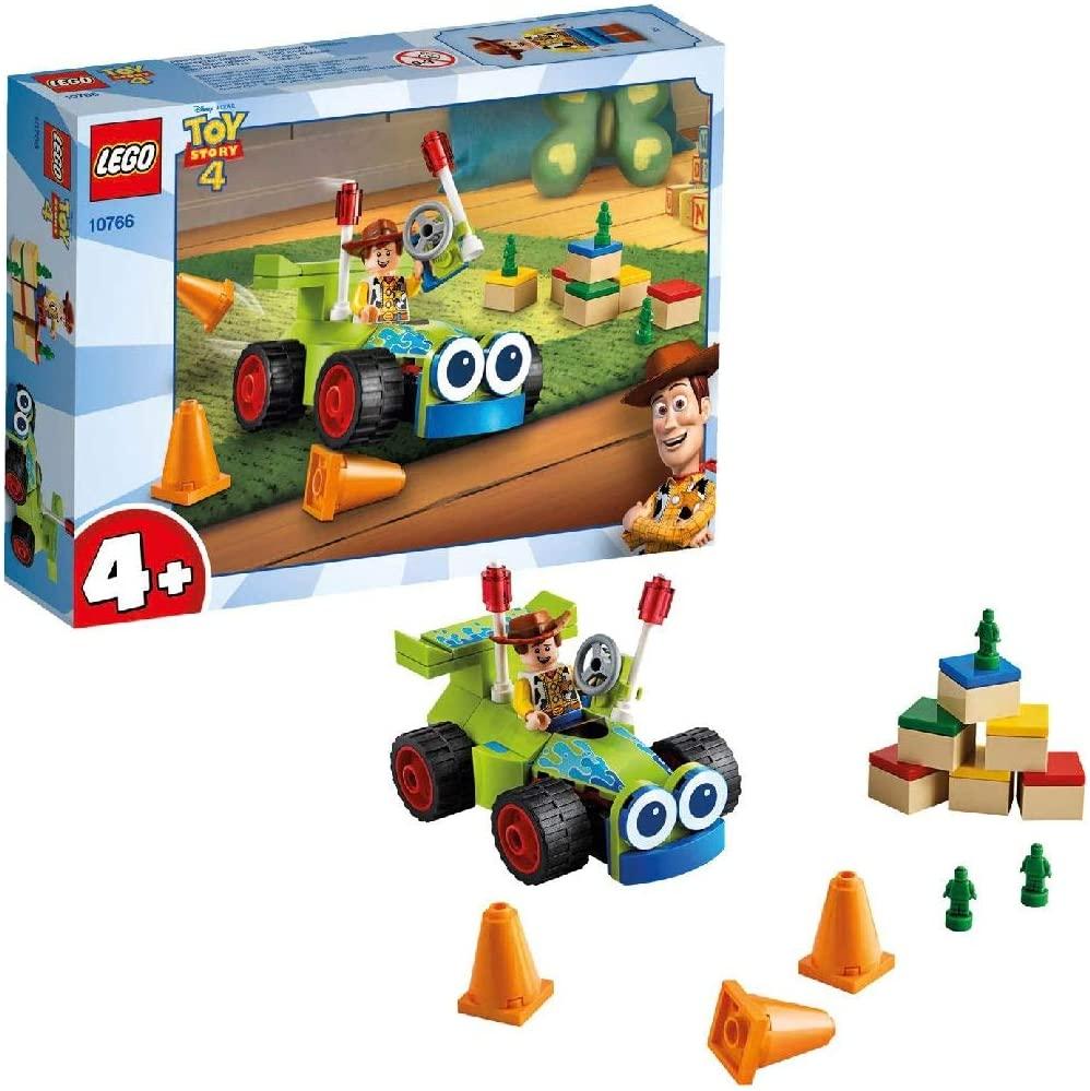 LEGO Toy Story 4 - Woody & Turbo (10766) für 5,87€ (Amazon Prime & Real Abholung)