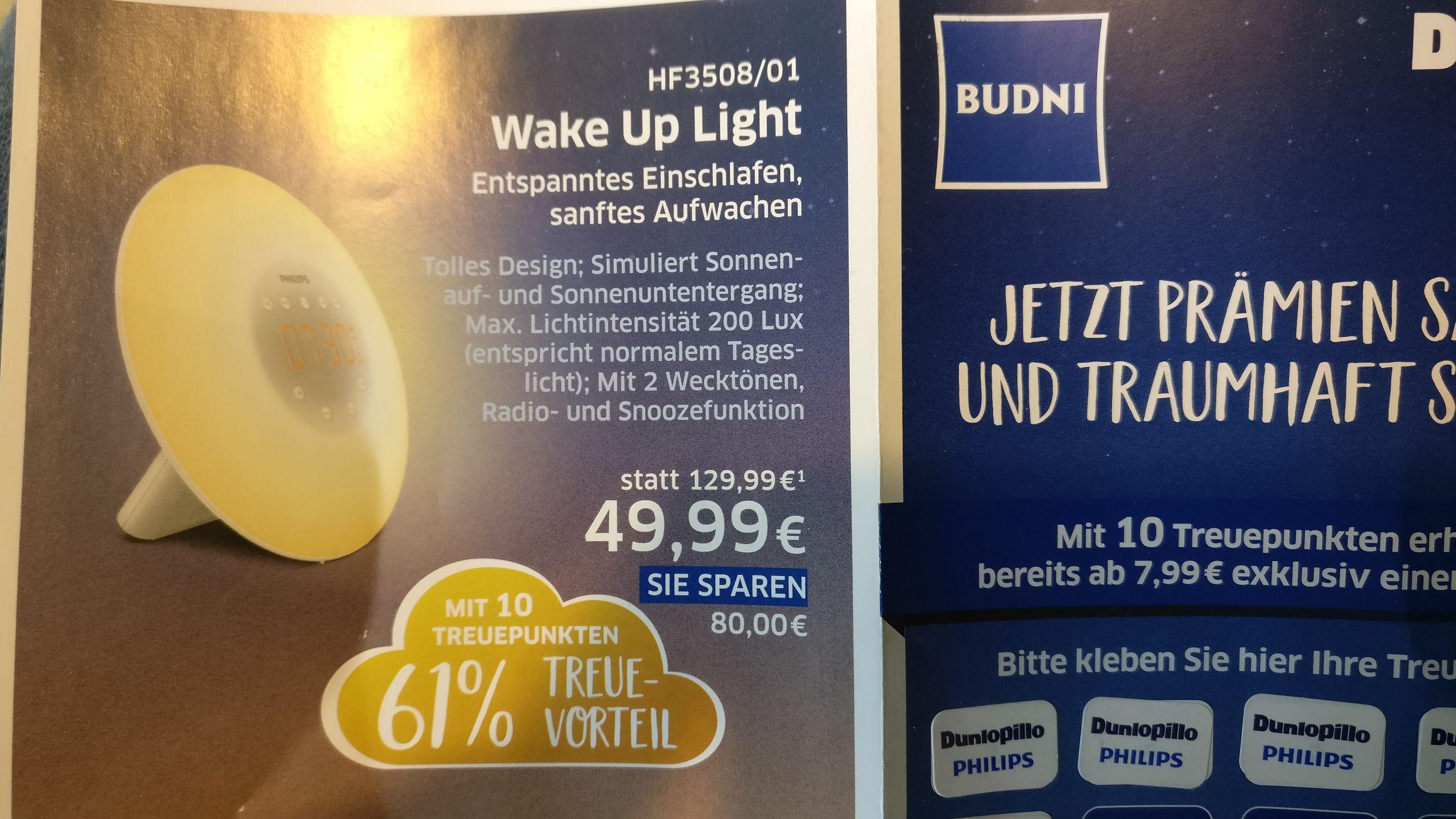 [LOKAL HAMBURG] Phillips wake-up light (HF3508/01)