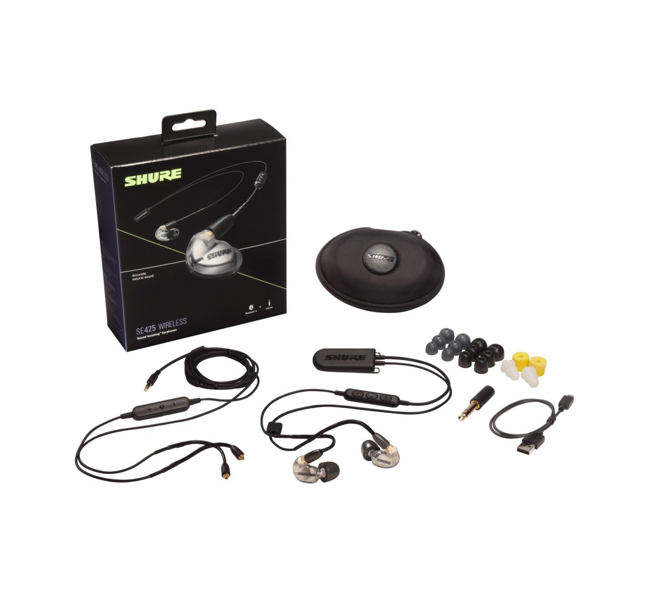Shure Online Shop: SE425 (und SE215) günstig inkl. Bluetooth Modul
