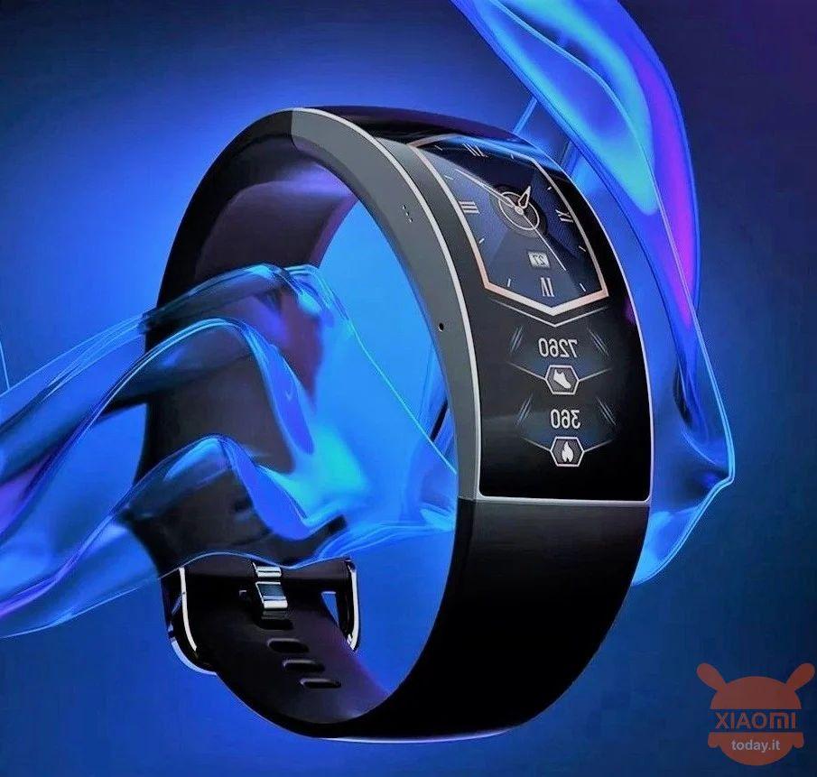 [indiegogo] Huami Amazfit X, Curved Smartwatch