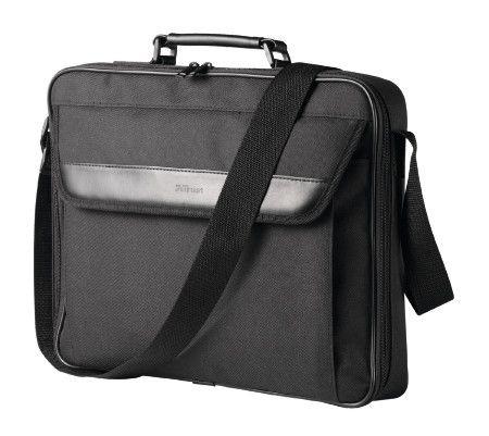 TRUST Atlanta schwarz Notebook-Tasche (für 17,3 Zoll Notebooks) [Expert]
