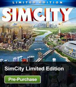 [GMG] SimCity Limited Edition