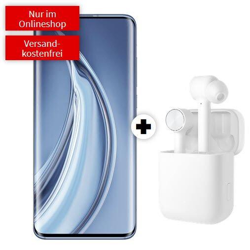Xiaomi Mi 10 Pro und Airdots im Debitel Vodafone (18GB LTE bis 50Mbit, Allnet/SMS) mtl. 36,99€ einm. 29€