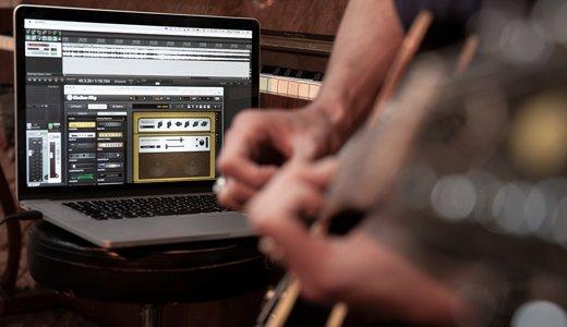Sonderaktion: Native Instruments Guitar Rig Pro 5 im Wert von 199€ bei jedem Komplete Audio Interface enthalten (ab 90€), VST AU AAX
