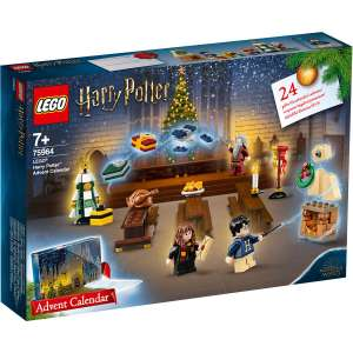 LEGOHarry Potter Adventskalender 75964 bei Filialabholung (Alternativ 2mal für 35,98€ und kostenloser Lieferung)