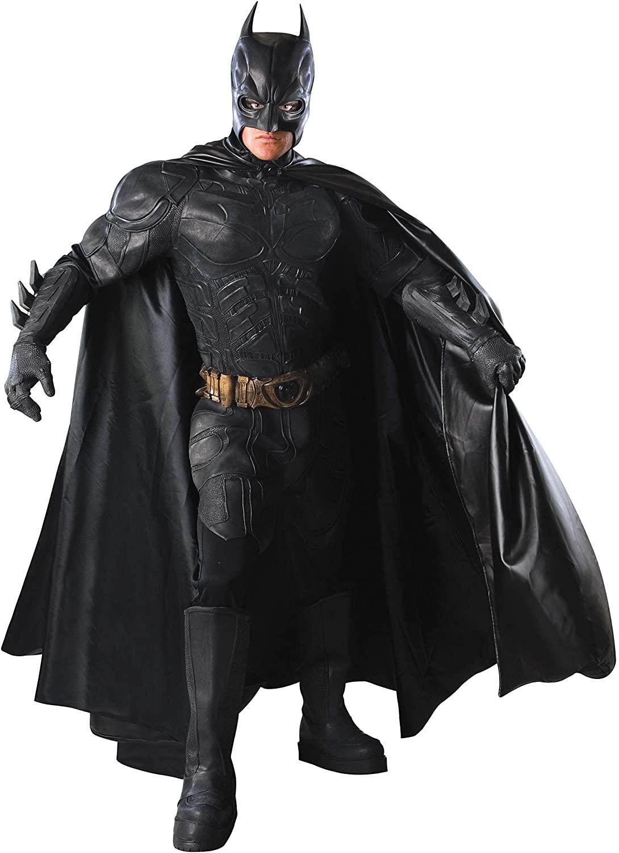 Rubie's Batman Kostüm (The Dark night, Collectors edition, 56311), Größe M [Amazon]