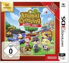 Animal Crossing: New Leaf - Welcome amiibo Selects