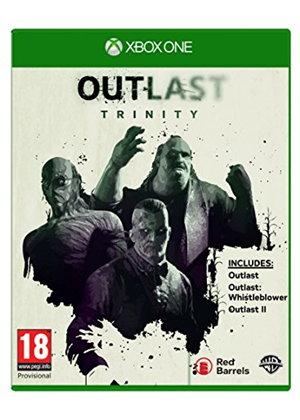 Outlast Trinity (Xbox One) für 9,32€ (Base)