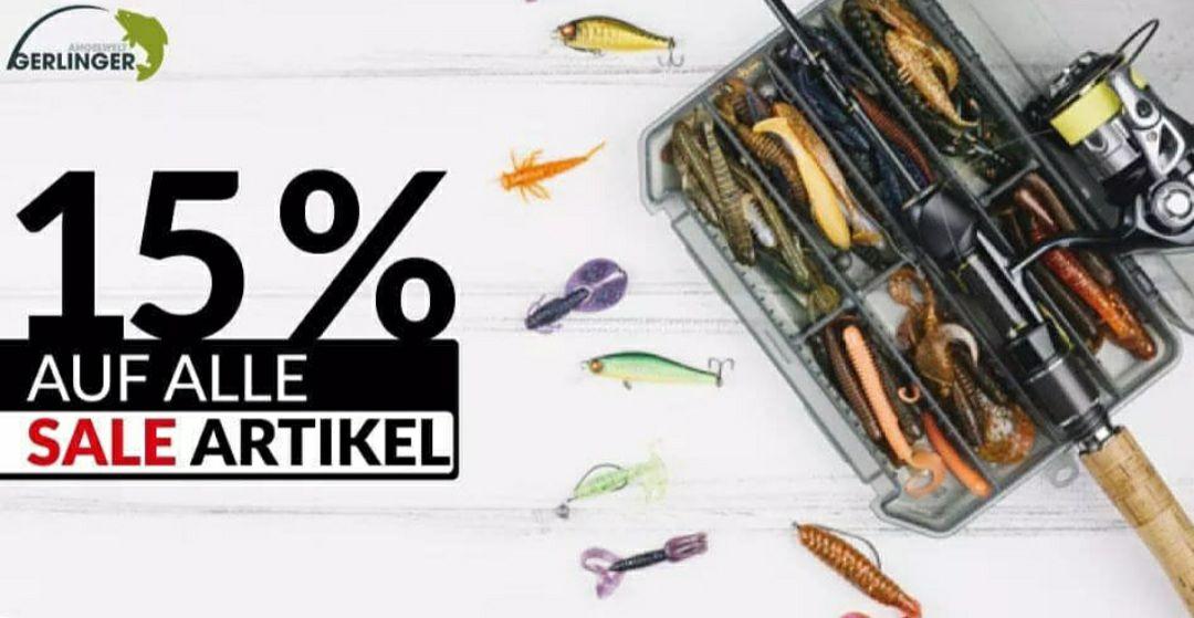 [Gerlinger] 15% auf alle Sale Artikel