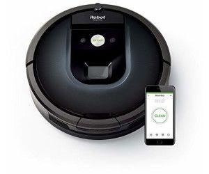 Doppeldeal z.B iRobot Roomba 981 Staubsauger-Roboter [Cyberport]