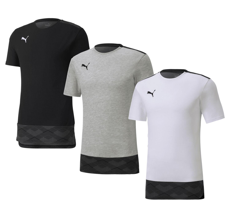 Puma Shirt Team 3er Pack