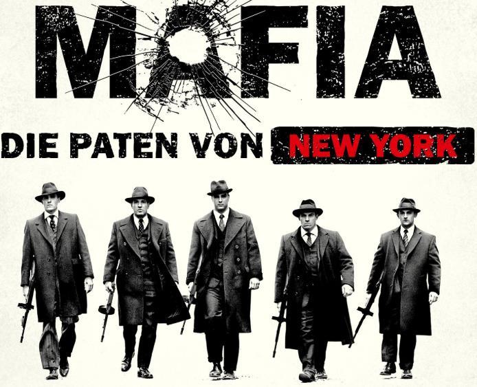 Dokumentation: Mafia - Die Paten von New York / Kostenlos im Stream und als Download