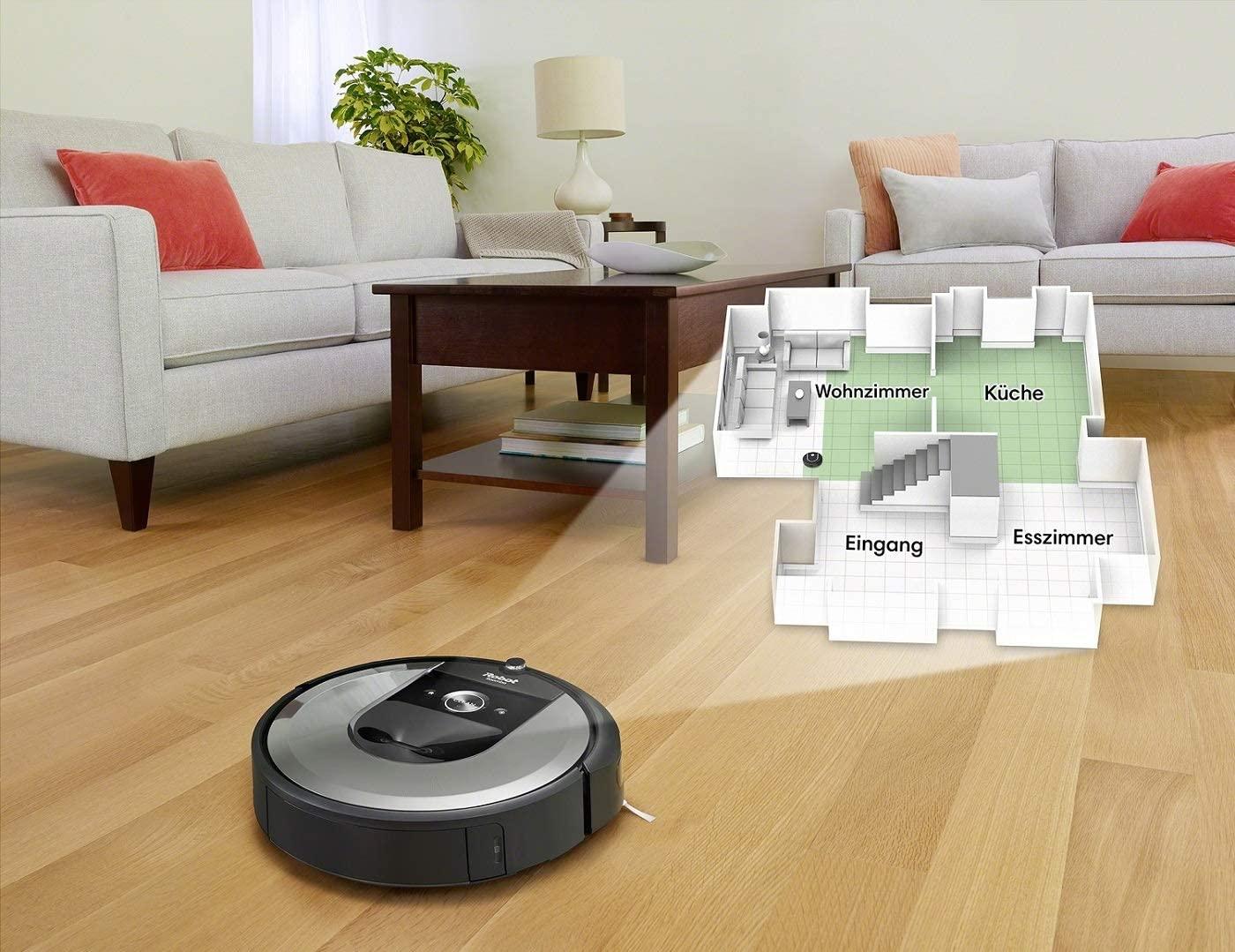 [Amazon] iRobot Roomba i7 noch nie so günstig gesehen