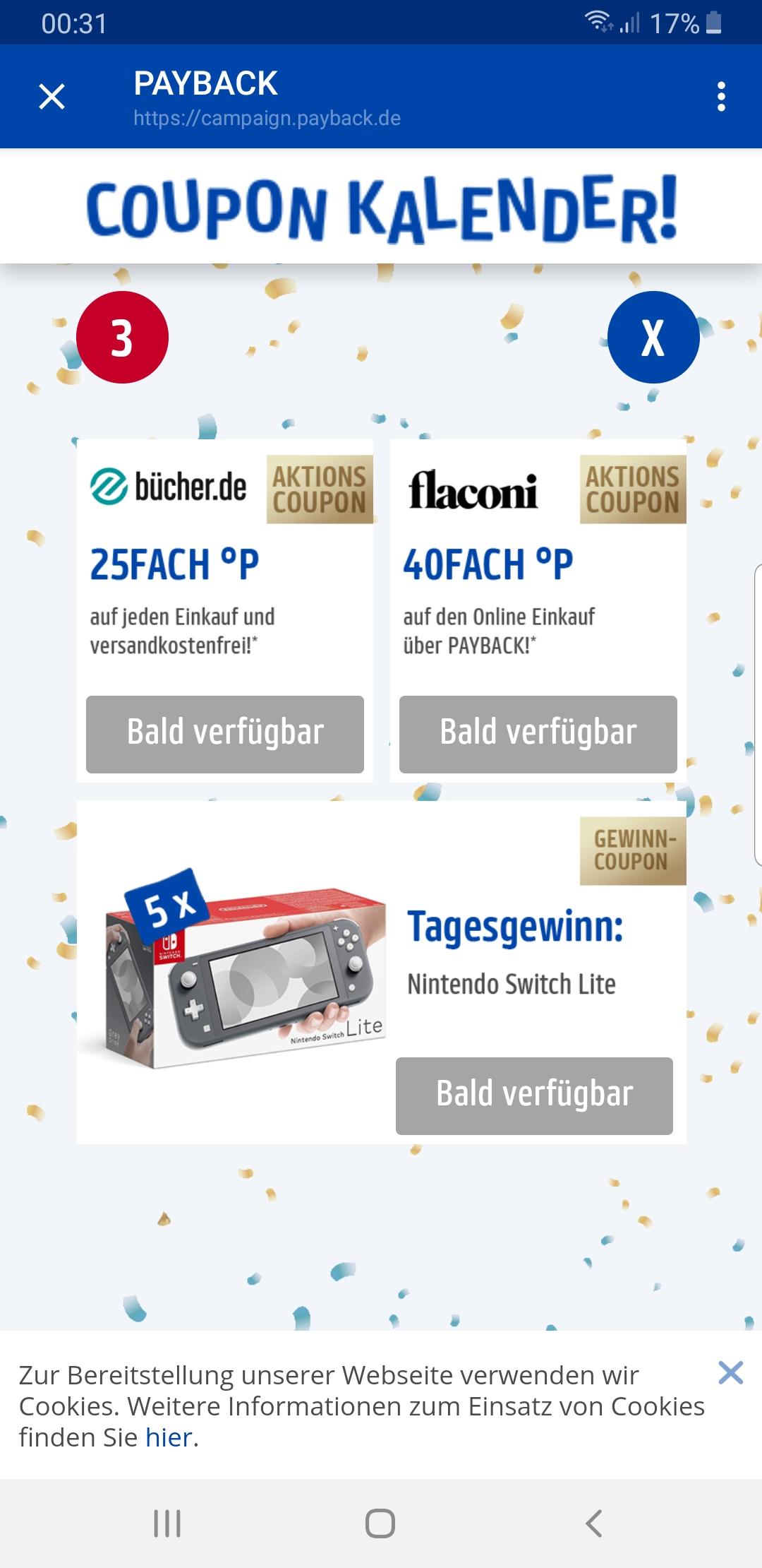 [Payback App] 40 Fach Punkte bei Flaconi
