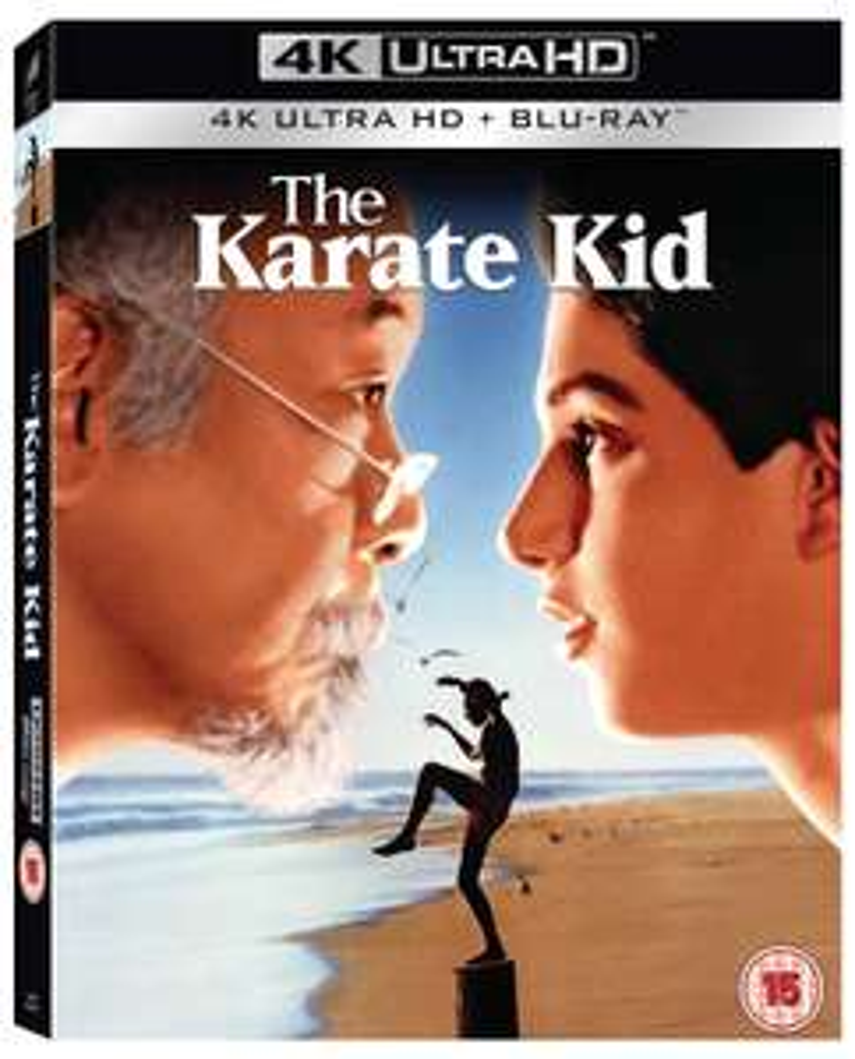 Karate Kid - 35th Anniversary Edition (4K Blu-ray + Blu-ray) für 13,77€ inkl. Versand (Zoom UK)