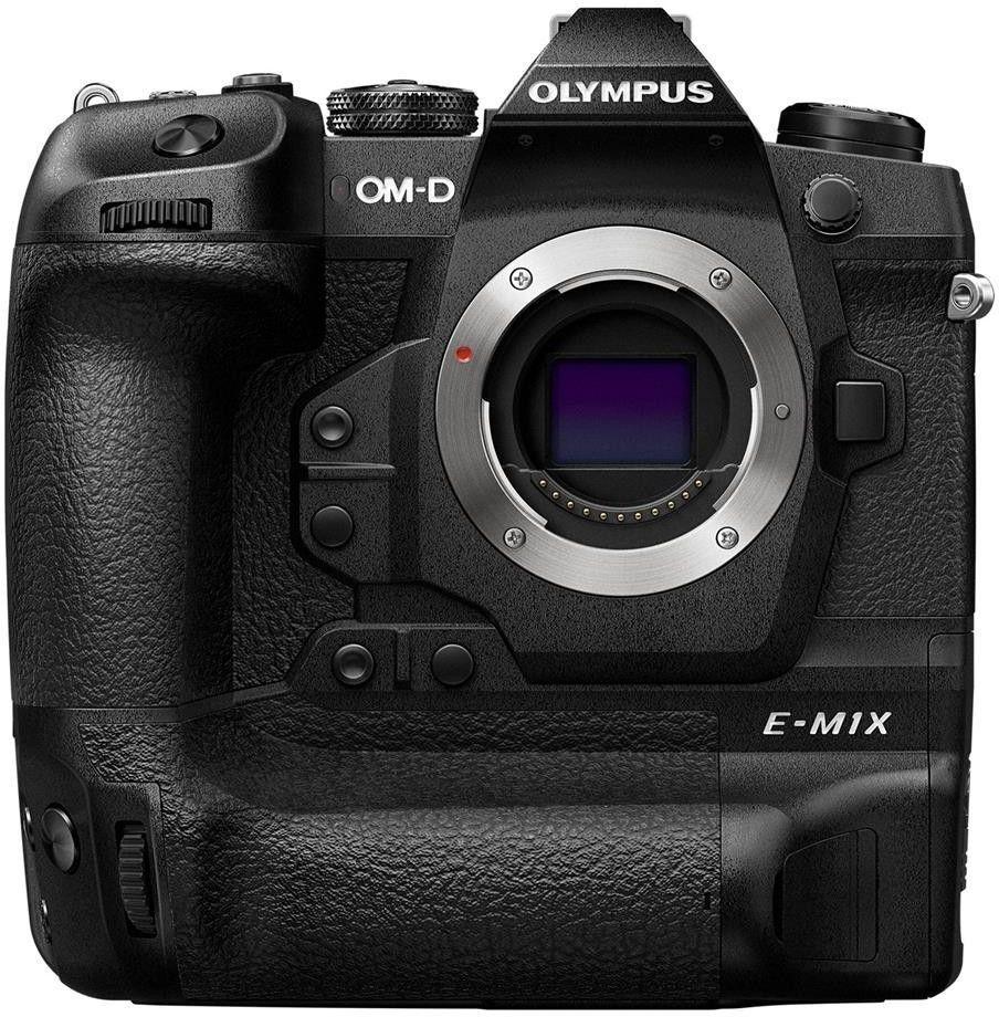 Olympus OM-D E-M1X MFT Systemkamera inkl. CGB-12 Kamerarucksack & 150 Pfund Gutschein für Objektiv