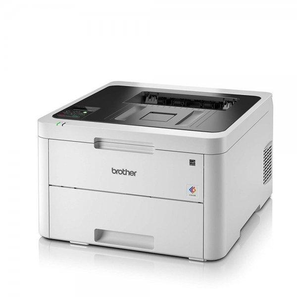 Brother HL-L3230CDW Kompakter Farblaserdrucker WLAN, LAN, Duplexdruck
