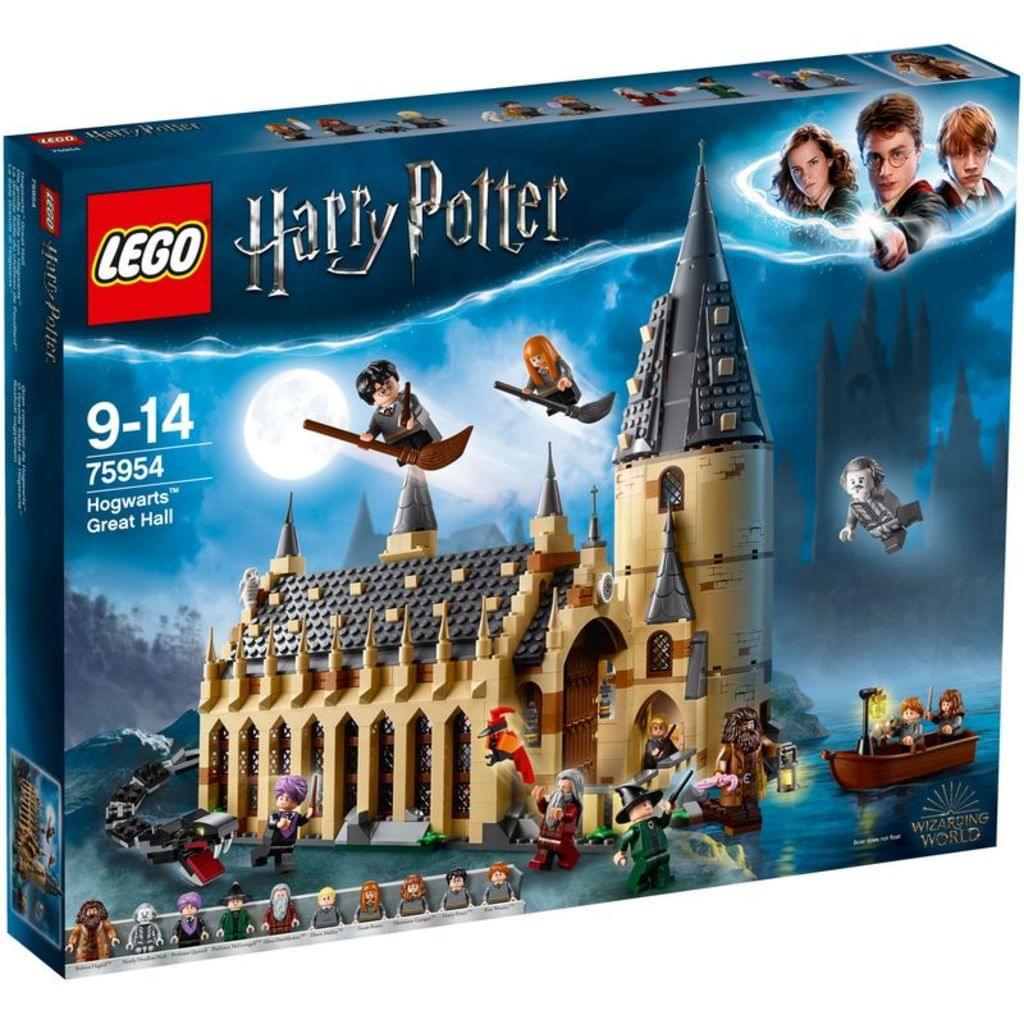 Lego 75954 Harry Potter Die große Halle von Hogwarts