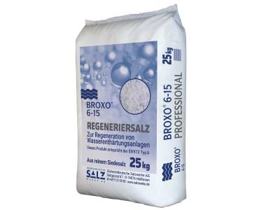 2x 25 kg Broxo Regeneriersalz für Pool oder Entkalkungsanlagen