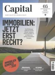 Capital für ein Jahr mit 90€ Amazon oder Best Choice Gutschein
