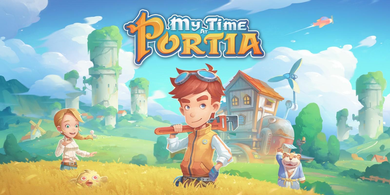 [eShop MX] My Time at Portia Nintendo Switch