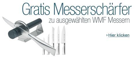 [Amazon] Gratis WMF Messerschärfer zu ausgewählten WMF Messern