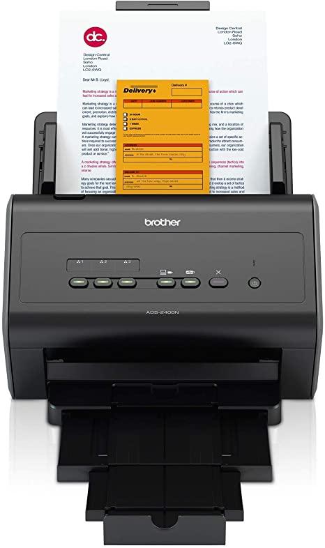 Amazon.ES Brother ADS-2400N Dokumentenscanner