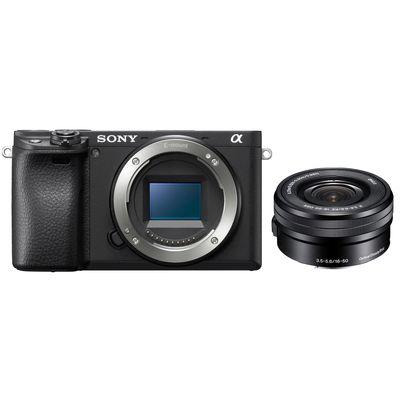 Sony Alpha 6400 (ILCE-6400) + SEL 16-50mm PZ OSS