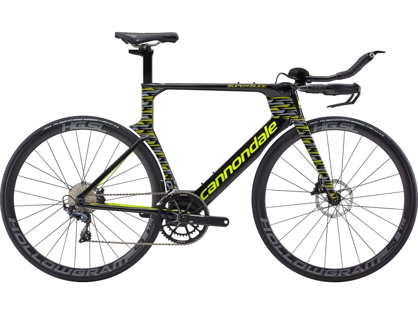 Rennrad TT/Triathlon Cannondale SuperSlice Ultegra (Carbon/Ultegra/8.6kg) - 2019 (52,54,56cm)