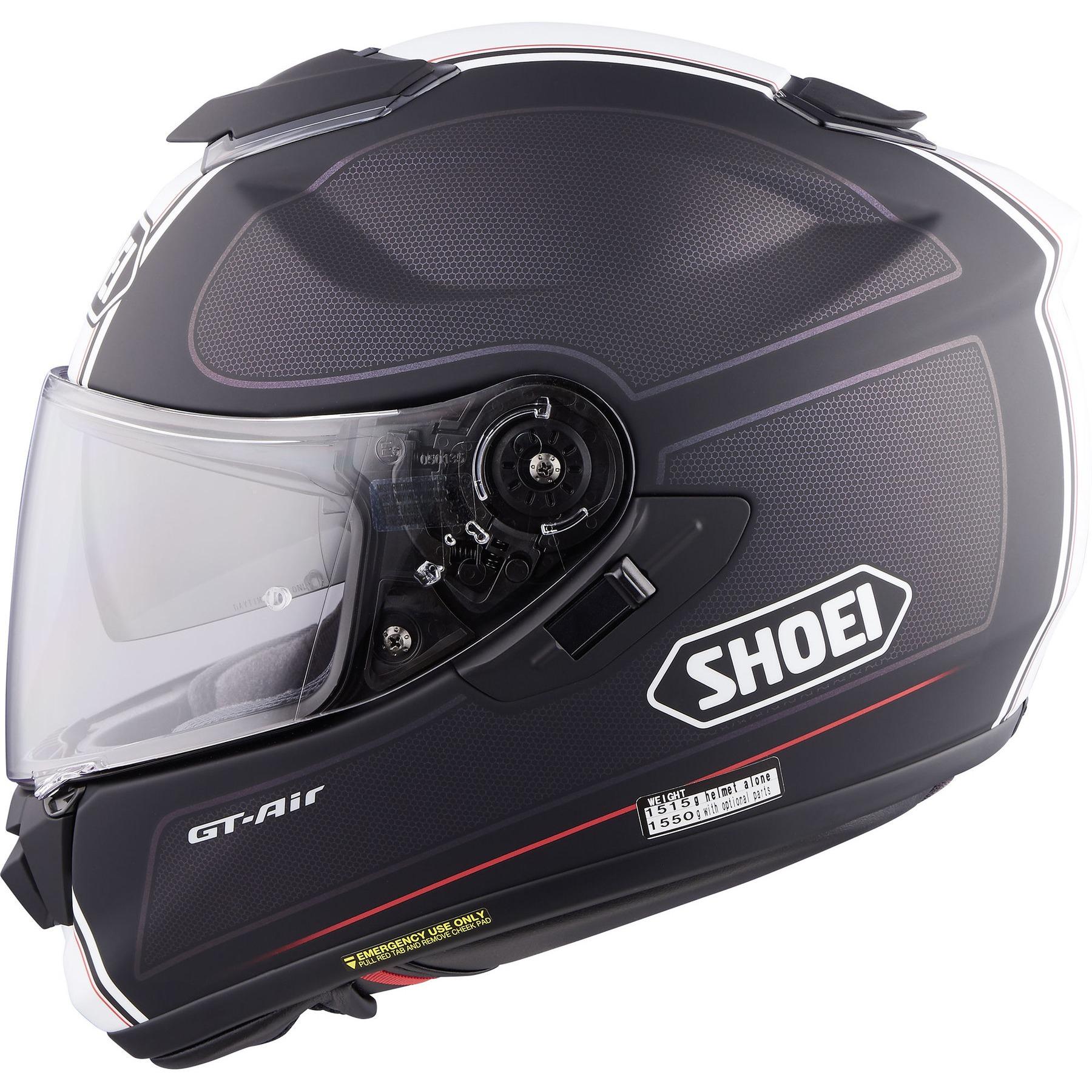 SHOEI GT-AIR WANDERER TC5 Integralhelm - Motorradhelm für 399€ kostenlose Lieferung
