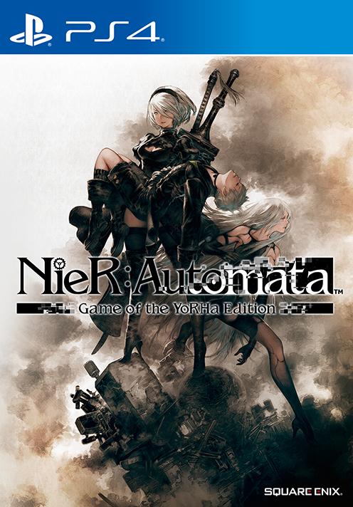 NieR: Automata Game of the YoRHa Edition (PS4) für 19,99€ (Square Enix Store)