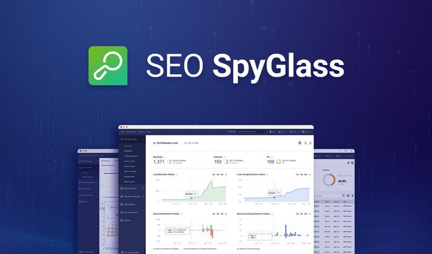 (AppSumo) SEO SpyGlass 1-Jahreslizenz gratis