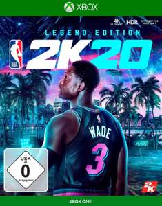 NBA 2K20 Legend Edition (Xbox) (grooves.Land)